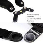 Moto Collier Cervical Support, Beatie protection de Neck Support pour motocross Adulte, Protège-nuque Antichute Anti-Fatigue Noir de la marque Beatie image 4 produit