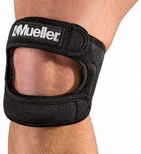 Mueller 59857 Max Bande de soutien pour le genou Noire Taille unique de la marque Mueller image 0 produit