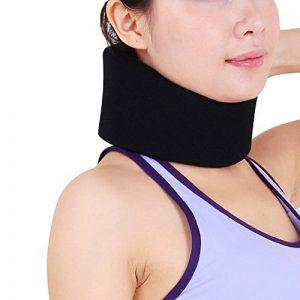 Ober réglable Soutien doux pour la nuque éponge Collier cervical rigide Tour de cou Soulagement de la douleur protection de cou Health Care Correcteur de posture de la marque OBER image 0 produit