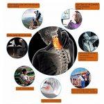 Ober réglable Soutien doux pour la nuque éponge Collier cervical rigide Tour de cou Soulagement de la douleur protection de cou Health Care Correcteur de posture de la marque OBER image 1 produit