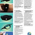 Pack de 2 Bracelet épicondylien anti douleur contre le tennis / golf elbow. Coudiere pour tendinite anti epicondylite portée par les pros du golf et du tennis contre la maladie du coude de la marque Tour-Pro-Sports image 1 produit