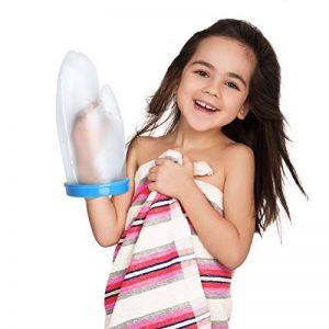 Protege Platre Mains Enfant,Imperméable Protection Bras Platre pour Douche, Baignade, Pansement DoigtPoignet Protecteur de la marque Haofy image 0 produit