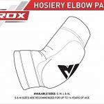 RDX Boxe Soutien Coude MMA Coudière Tendinite Musculation Protection Sport Kontact de la marque RDX image 2 produit