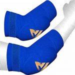 RDX Boxe Soutien Coude MMA Coudière Tendinite Musculation Protection Sport Kontact de la marque RDX image 3 produit
