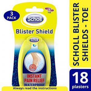 Scholl Blister Plâtre orteils–Lot de 3 de la marque Scholl image 0 produit