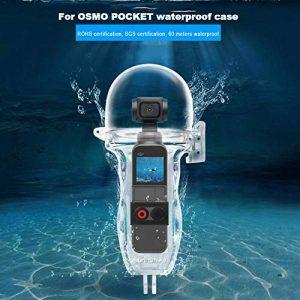 SH-Flying Coque De Protection Étanche pour Boîtier De Plongée OSMO Pocket Camera Gimbal Accessoires de la marque SH-Flying image 0 produit