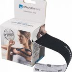 StrengthTape Ironman Bande de kinésiologie prédécoupée 5M de la marque Strengthtape image 3 produit