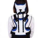Support pour la posture et le correcteur du dos du torse, correction pour cifosi de la colonne vertébrale thoracique des enfants correction toracolombare fixe de la marque Filfeel image 3 produit