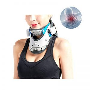 WANGXN Dispositif de Traction du Cou Cervical pour Le Collier Cervical, Douleur au Cou et au Haut du Dos, vertiges et engourdissements de la marque WANGXN image 0 produit