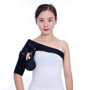 Xergou Attelle d'épaule et Support de Bras pour Accident vasculaire cérébral, hémiplégie, Subluxation, Luxation, relèvement, réadaptation,Right de la marque Xergou image 0 produit