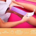 YukiKnows® Bande de Kinesiologie Tape - Physiothérapie Kinesio secours pour rééducation orthopédique | Flexible et gluant | Hypoallergénique avec colle médicale | Type de coton | Rouleau 5cm x 5m de la marque YukiKnows image 3 produit