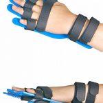 YXMxxm Doigt Doigt attelle - Orthèses séparatrices pour Le Doigt de déclenchement, Le Doigt de maillet, Les fractures du Doigt et Le soulagement de la Douleur (Unisexe) de la marque YXMxxm image 3 produit